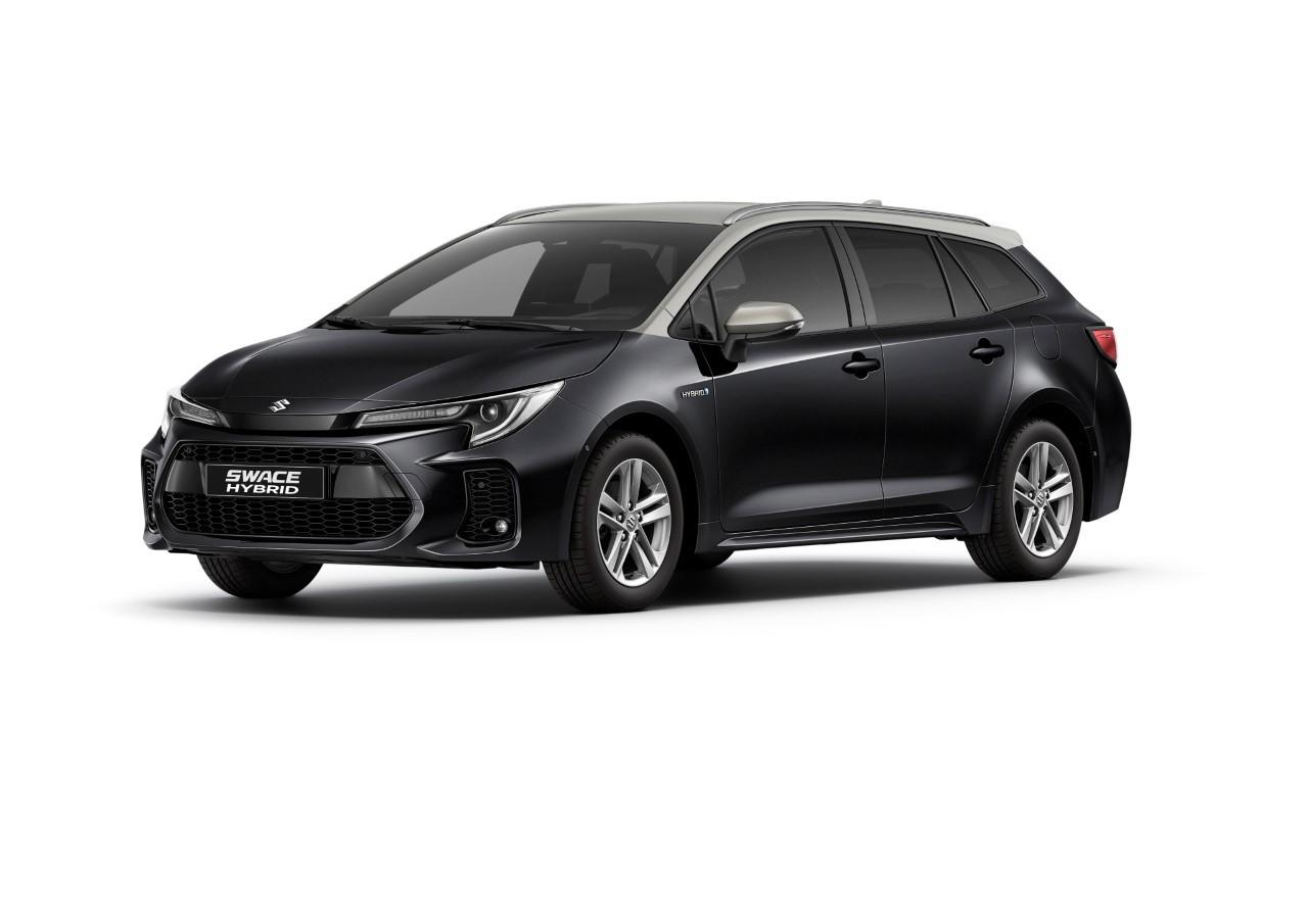 Suzuki Swace Web Edition - Foto ufficiali