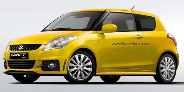 Suzuki Swift 2011 immagini