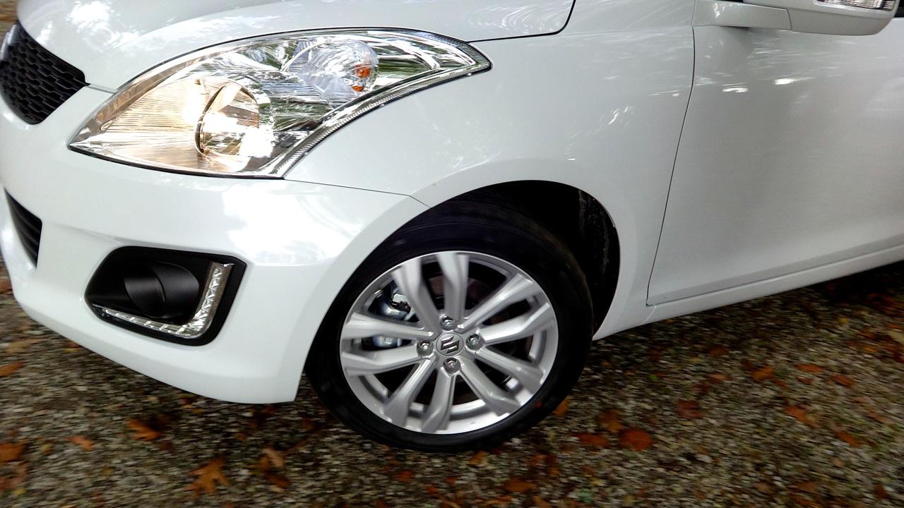 Suzuki Swift 4x4 DualJet - Primo Contatto