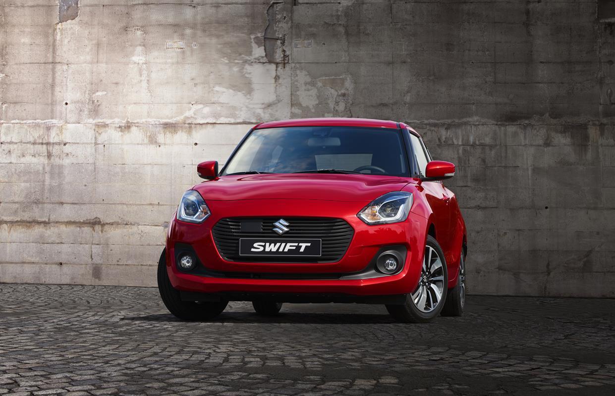 Suzuki Swift - Salone di Ginevra 2017