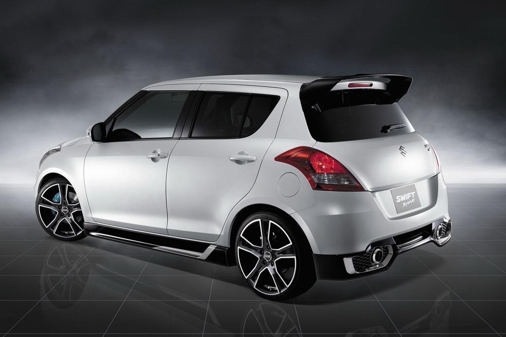 Suzuki Swift Sport Concept 2 2