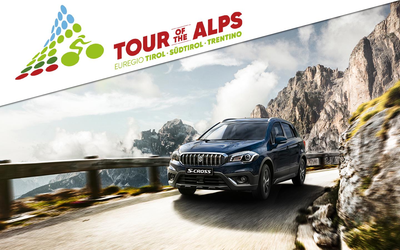 Suzuki - Tour of the Alps 2019