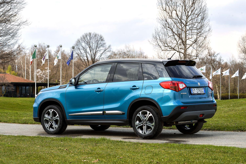 Suzuki Vitara S porte aperte 22 e 23 ottobre 2016