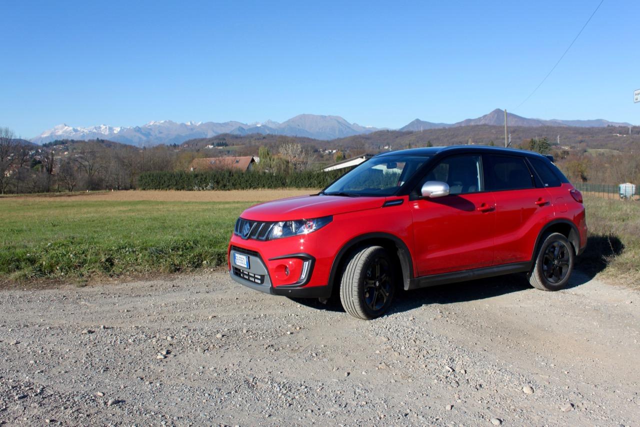 Suzuki Vitara S - Primo contatto 27-11-2015