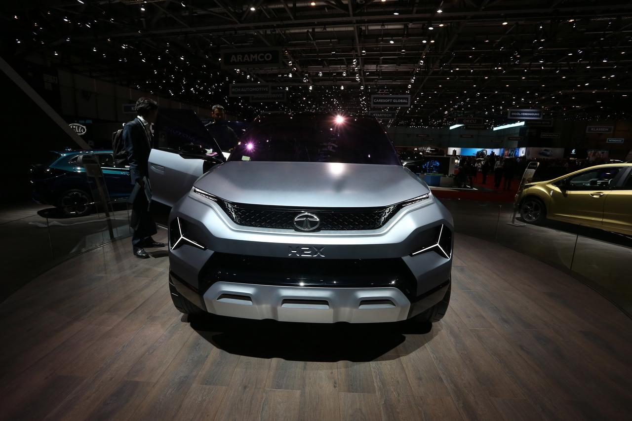Tata H2X - Salone di Ginevra 2019