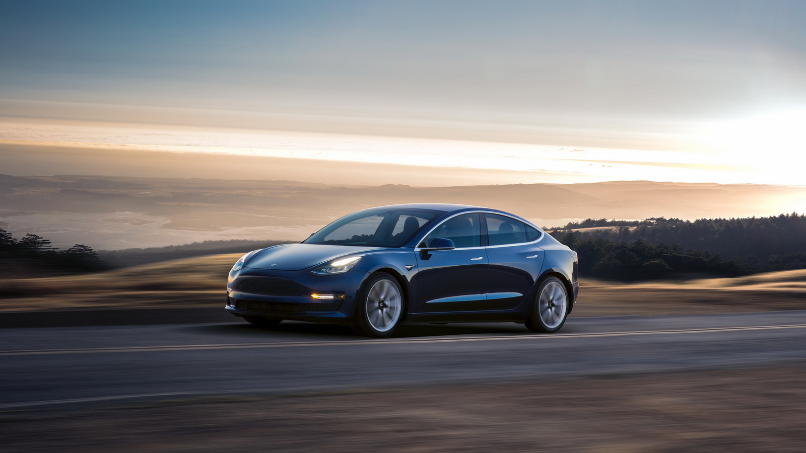 Tesla Model 3 Air Suspension