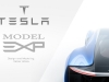 Tesla Model EXP - Rendering by Xabier Albizu