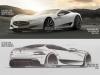 Tesla Model R - Rendering