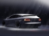 Tesla Model S Shooting Brake - Rendering