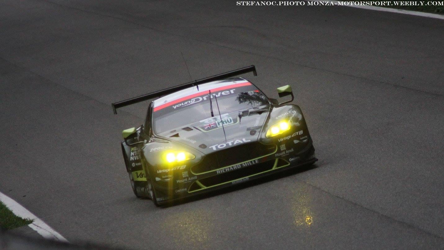 Test Dunlop - Monza (27/07/2016)