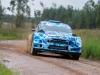 Test Ford Fiesta RS WRC 2017