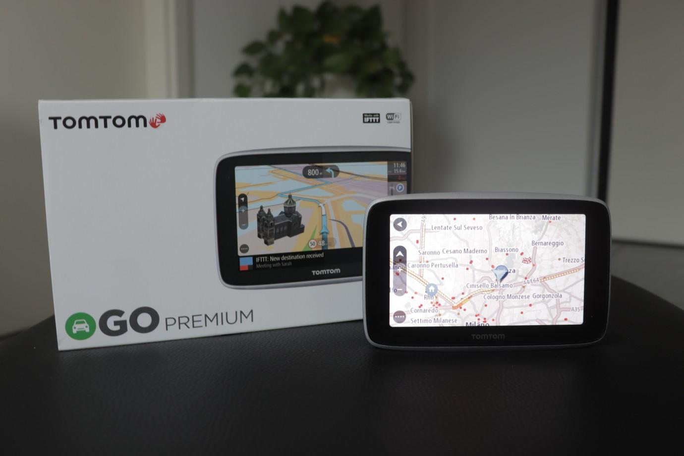 TomTom GO Premium - 5 Cose Da Sapere