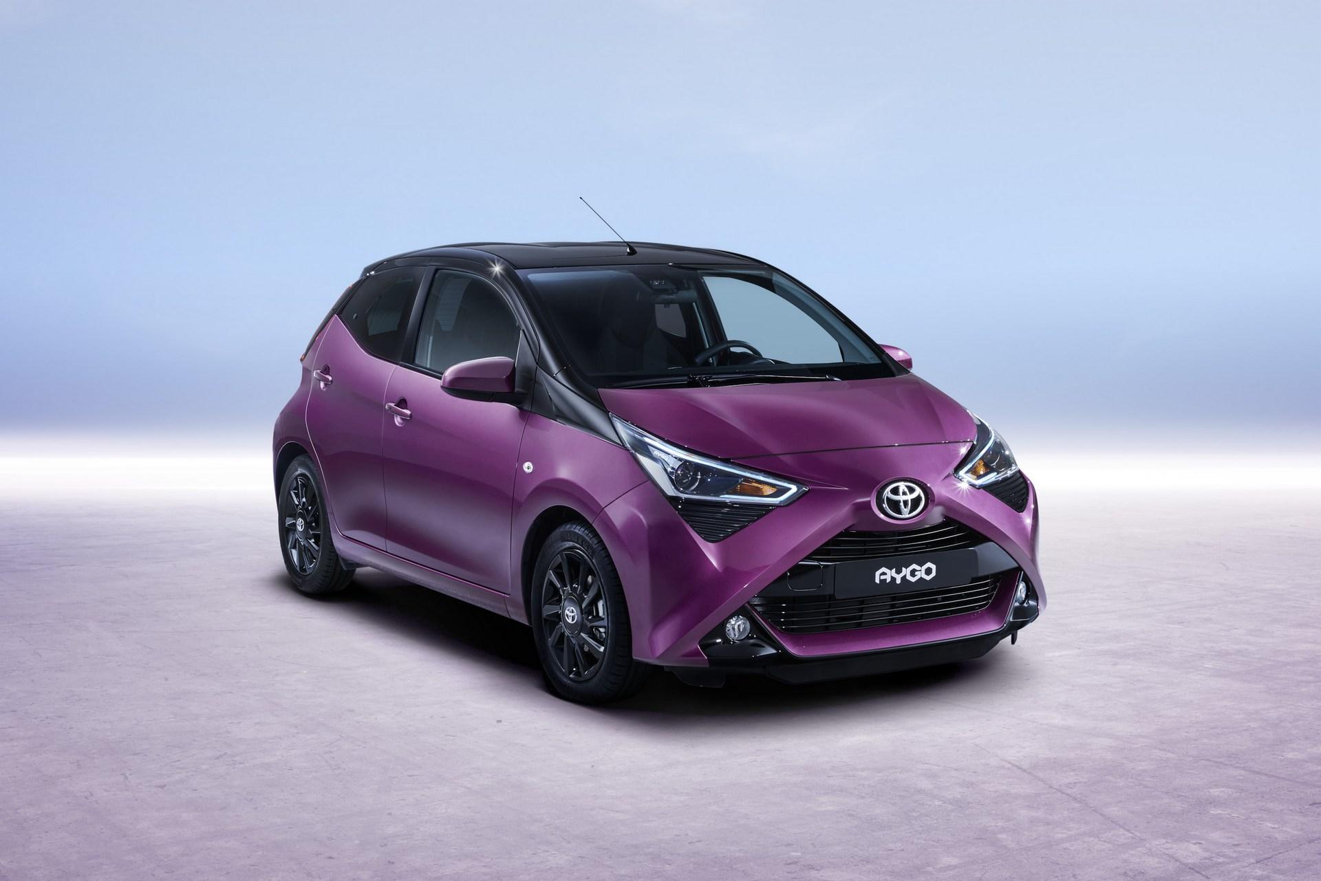 Toyota Aygo MY 2019