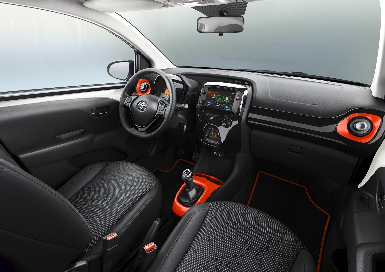 Toyota Aygo x-style e x-cite