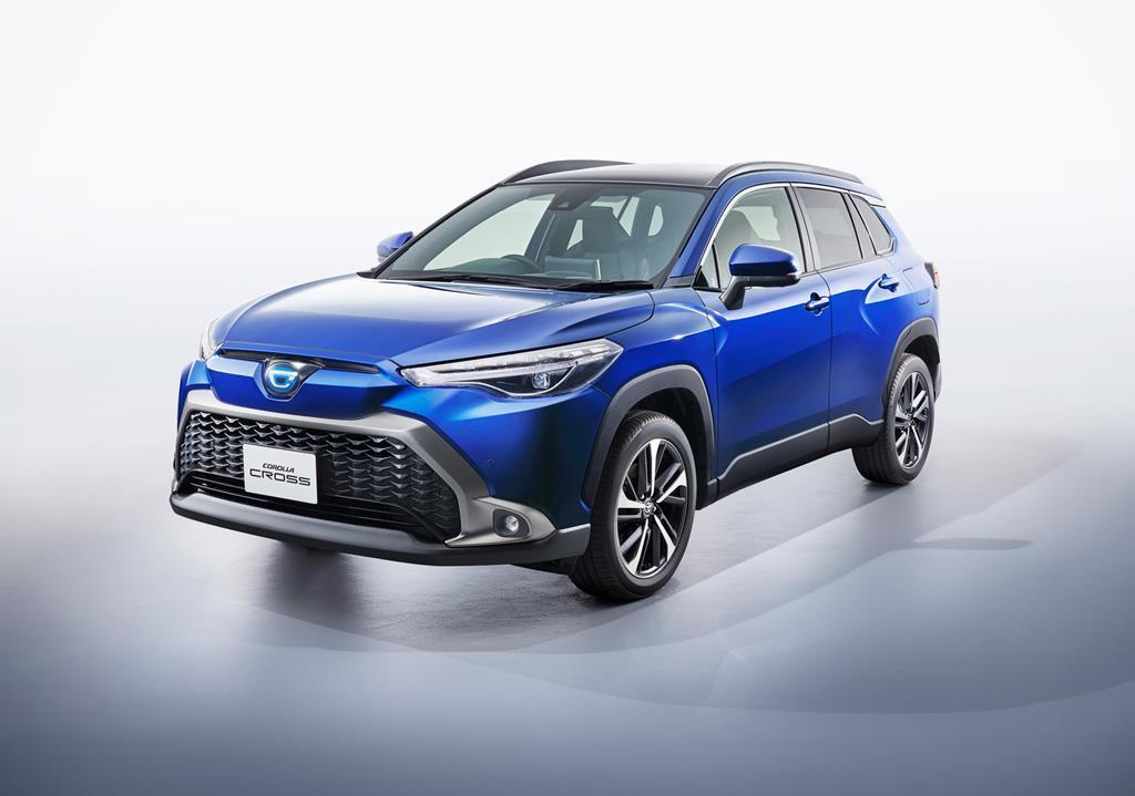 Toyota Corolla Cross - Giappone