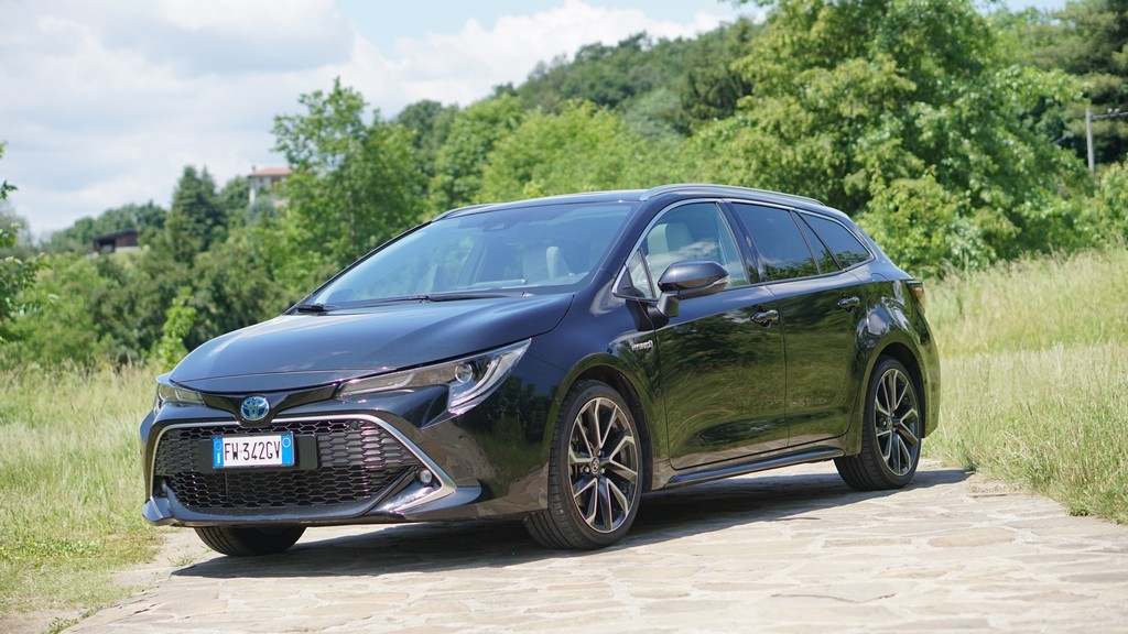 Toyota Corolla Touring Sports 2020 - Com'e' e Come Va