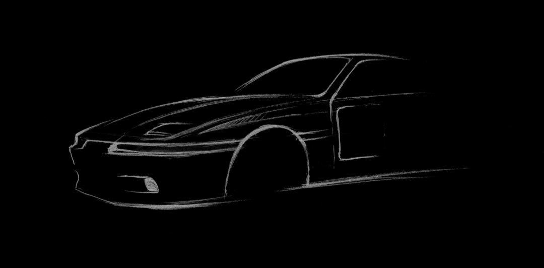 Toyota GR Supra Performance Line TRD Concept - Teaser