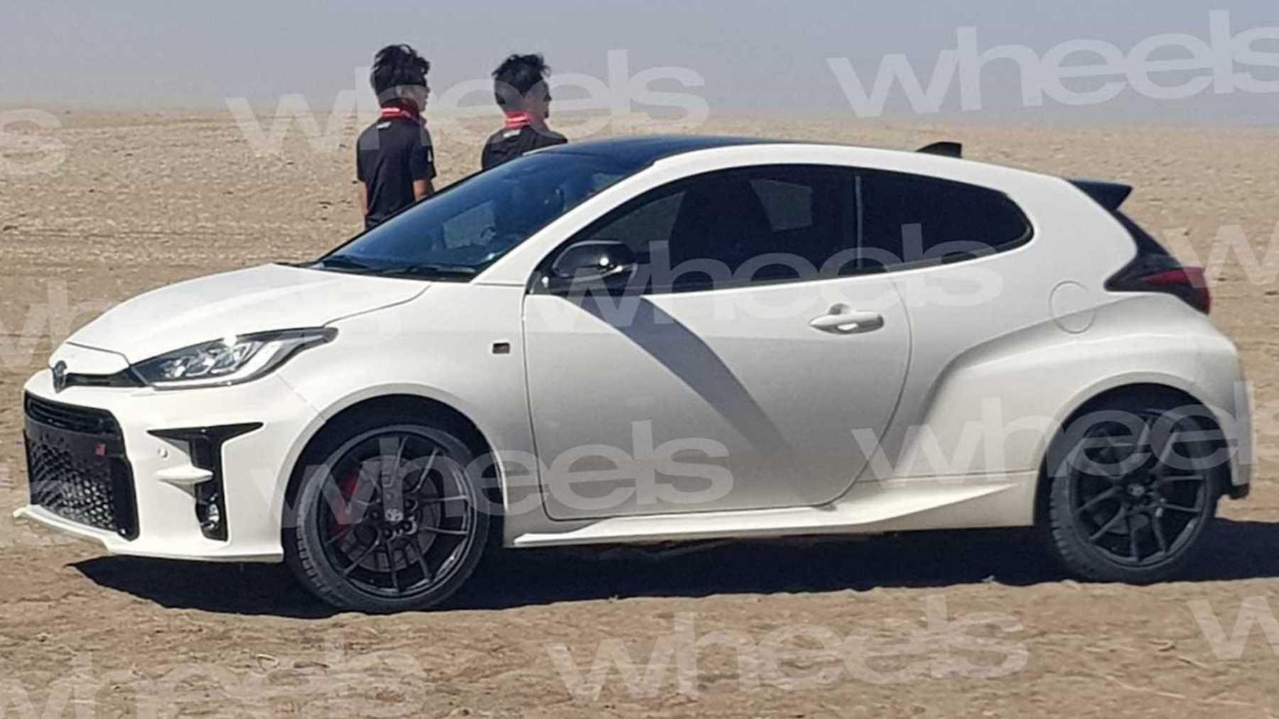 Toyota GR Yaris - Foto spia