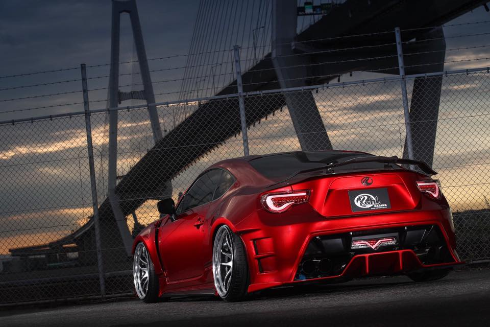 Toyota GT86 by Kuhl Racing