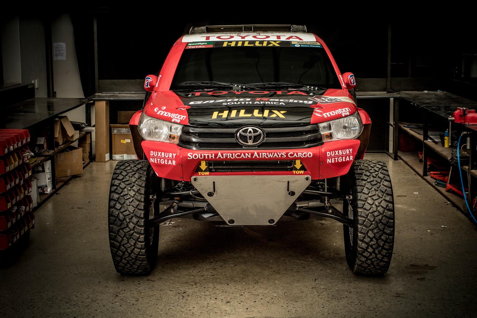 Toyota Hilux Evo 2017