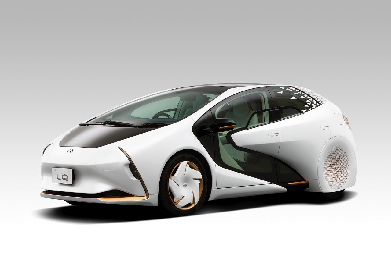 Toyota LQ Concept - Foto ufficiali