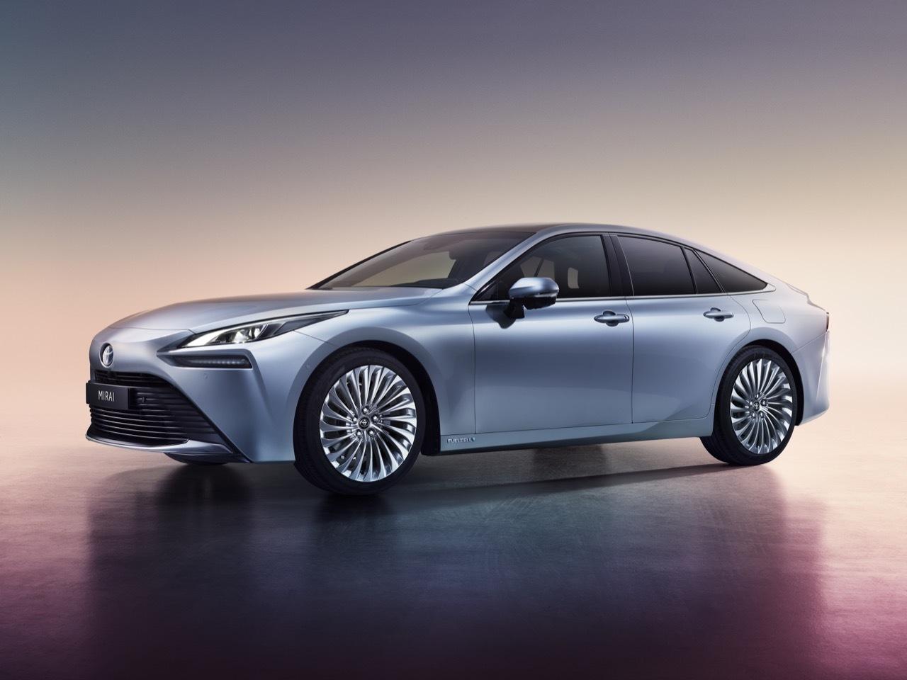 Toyota Mirai - foto 2020