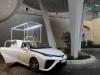 Toyota Mirai - Papa Francesco