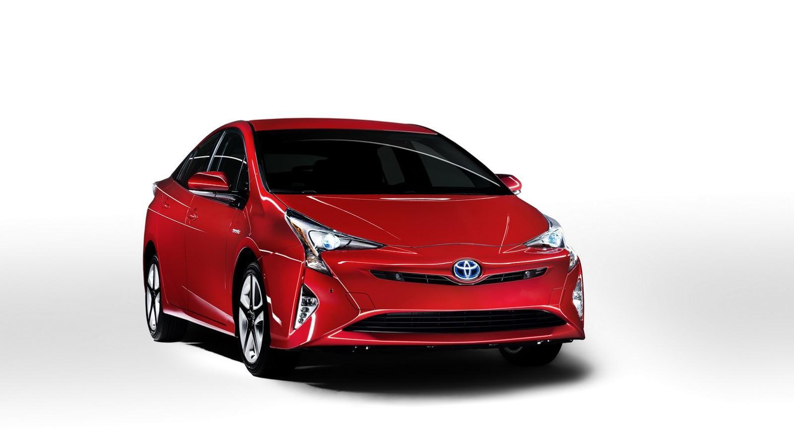 Toyota Prius MY 2016