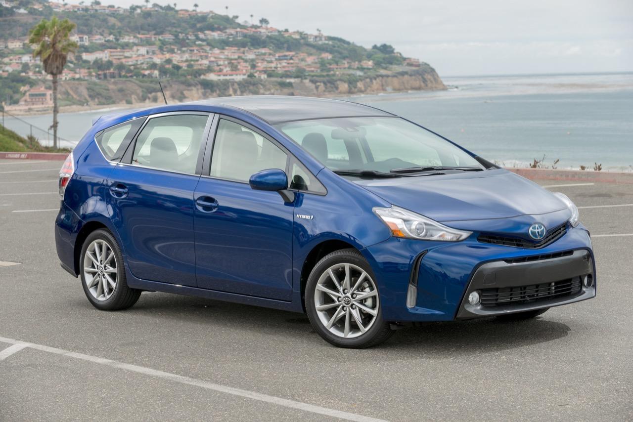 Toyota Prius plus - foto settembre 2015