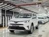 Toyota RAV4 2016 (facelift) - Produzione nello stabilimento di San Pietroburgo