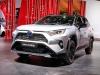 Toyota RAV4 Hybrid - Salone di Parigi 2018