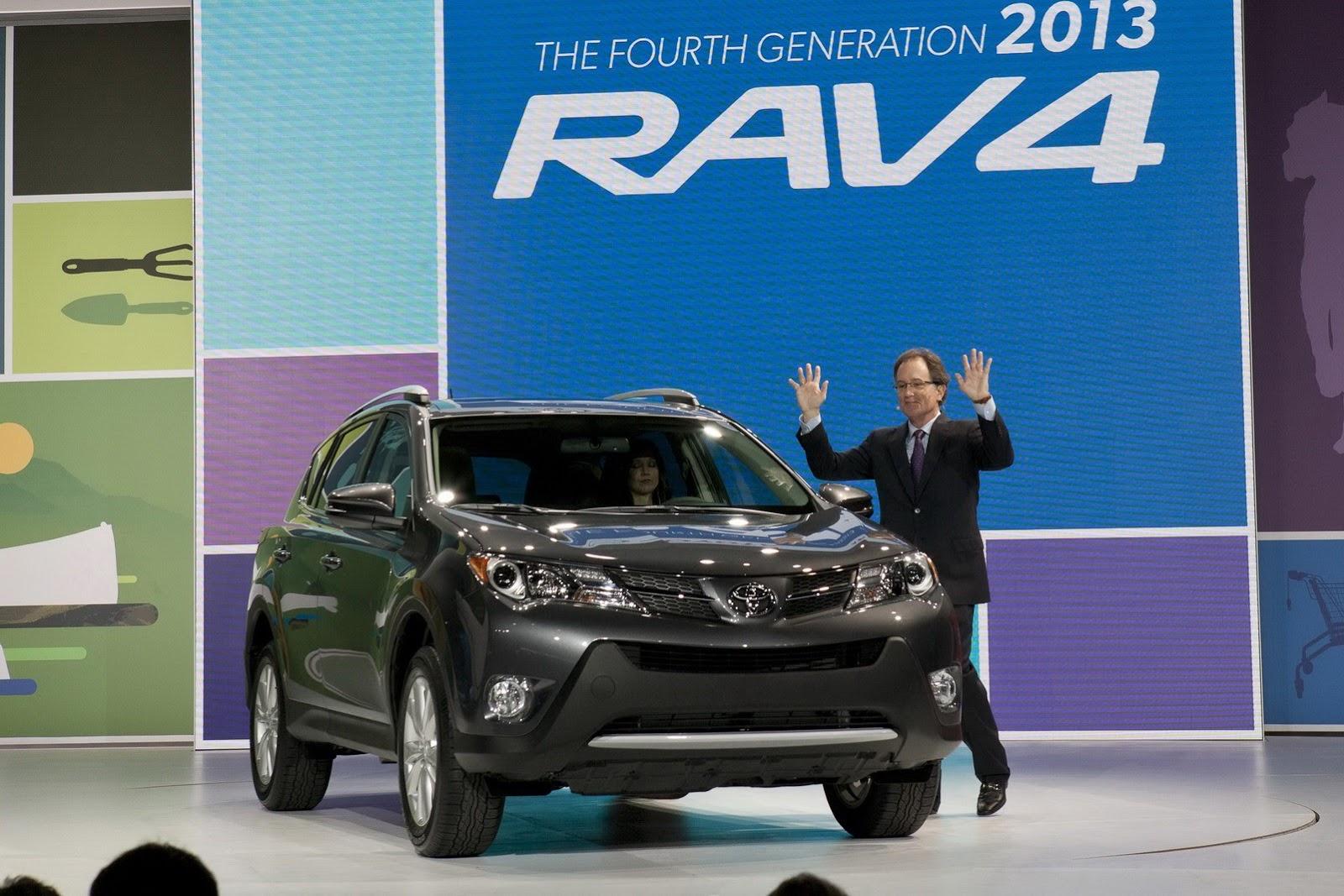 Toyota Rav4 For Sale >> Toyota Rav4 - Salone di Los Angeles 2012 - Foto 26 di 53
