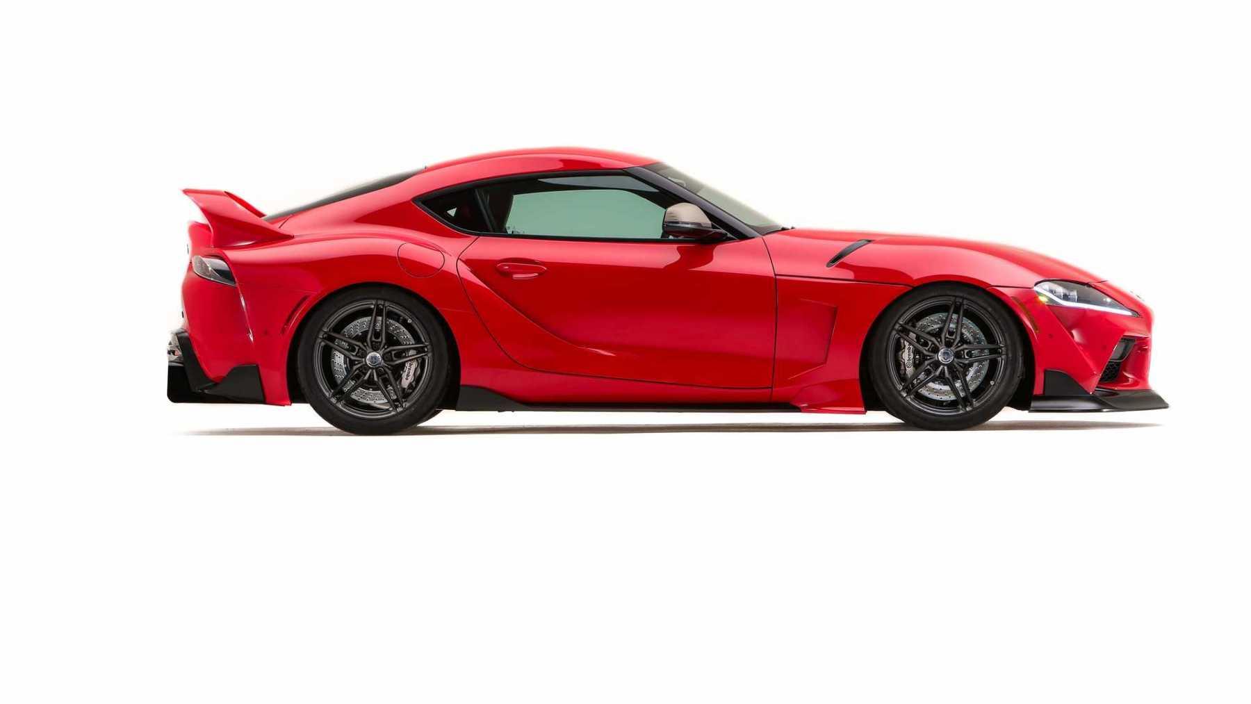 Toyota Supra Heritage Edition