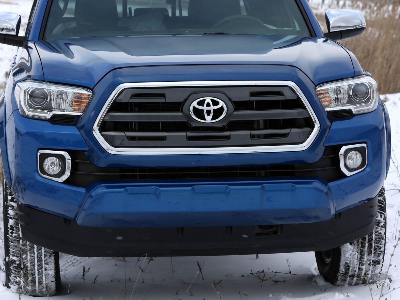 Toyota Tacoma 2016 (Foto 6 di 19)