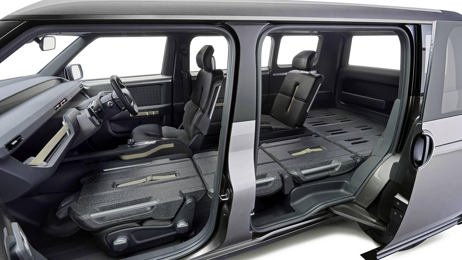 toyota tj cruiser concept 8 9. Black Bedroom Furniture Sets. Home Design Ideas
