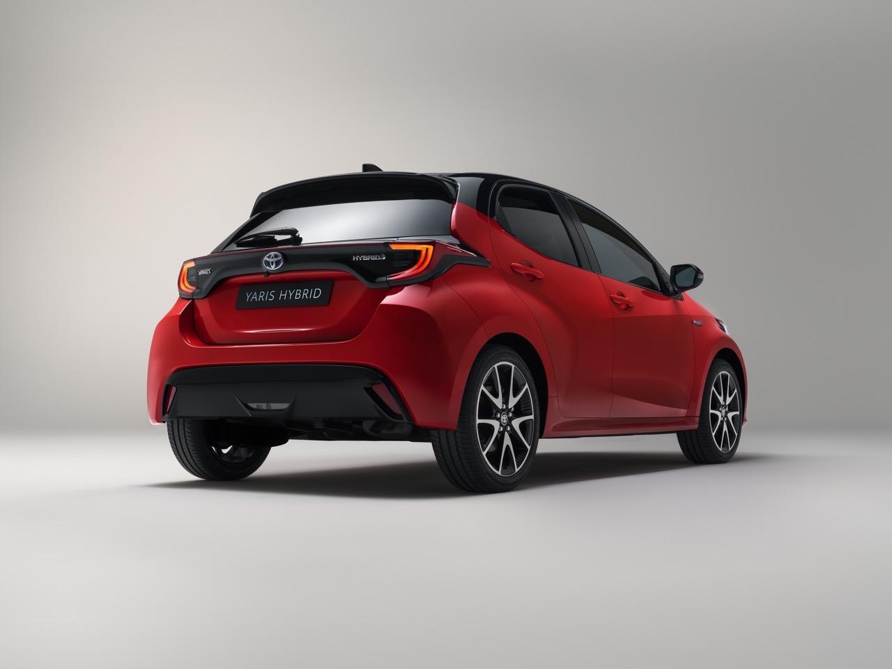 Toyota Yaris 2020 - Foto ufficiali