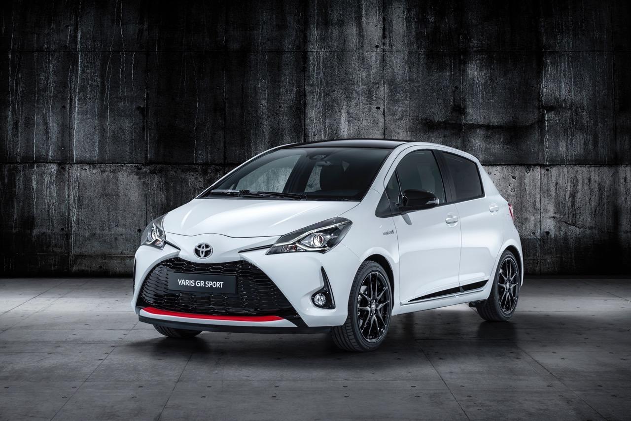 Toyota Yaris a Parigi 2018