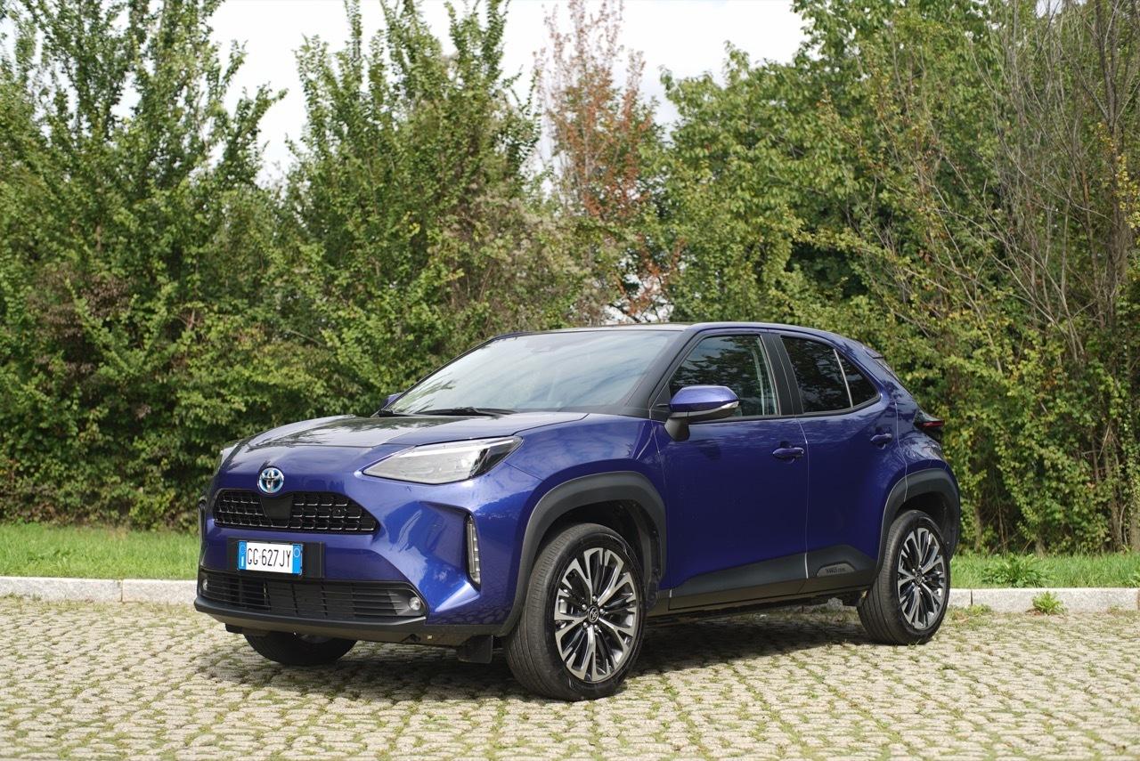 Toyota Yaris Cross - Come Va