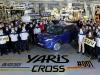 Toyota Yaris Cross - Inizio produzione