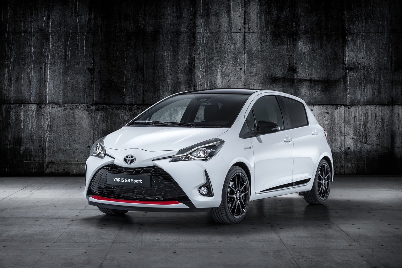 Toyota Yaris GR Sport e Y20 - anticipazioni