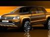Volkswagen Amarok 2016 - Teaser