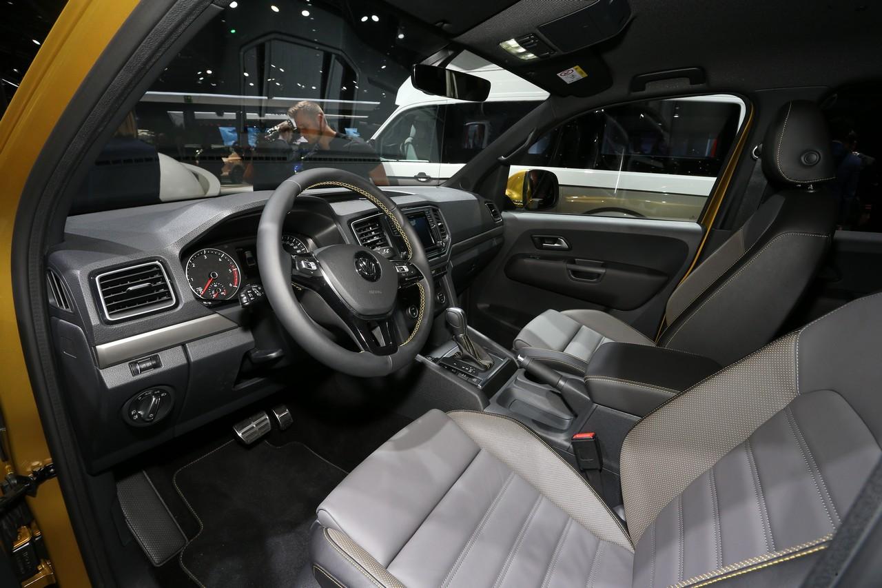 Volkswagen Amarok Aventura - Salone di Francoforte 2017