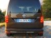 Volkswagen Caddy Maxi Prova su Strada 2016