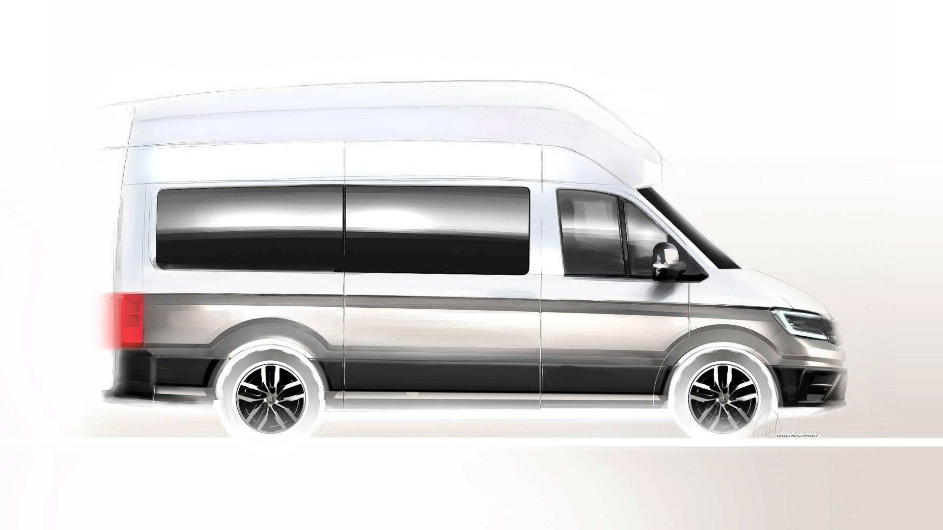 Volkswagen California XXL - Teaser
