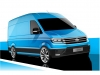 Volkswagen Crafter MY 2017 - Teaser