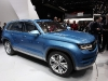 Volkswagen Cross Blue - Salone di Detroit 2013