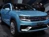 Volkswagen Cross Coupe GTE Concept - Salone di Detroit 2015