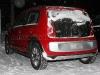 Volkswagen Cross Up - Foto spia 7-12-2012