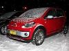 Volkswagen Cross Up! foto spia
