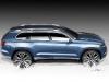 Volkswagen CrossBlue Concept - Salone di Detroit 2013